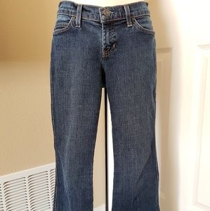 Gap Ultra Low Rise Stretch Denim Jeans Size 4